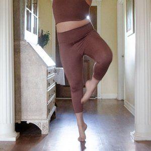 girlfriend Acorn Compressive High-Rise Legging 7/8